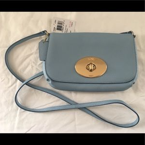 Coach Liv Pouch Crossbody